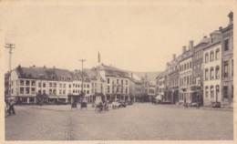 Malmédy Place Albert Ier Circulée En 1935 - Malmedy
