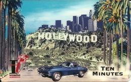USA: Integrity Telecom - TeleCard World '95 Exposition Los Angeles - Vereinigte Staaten