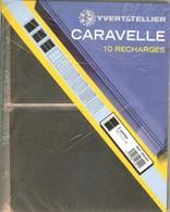 Yvert Et Tellier -  RECHARGE CARAVELLE Pour BILLETS 2 POCHES (REF. 26022) - Materiaal