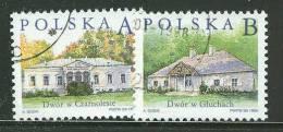 POLAND 1998 MICHEL No: 3693-3694 USED /zx/ - Gebruikt