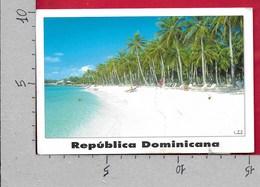 CARTOLINA VG REPUBLICA DOMINICANA - Punta Cana - Bavaro - 10 X 15 - ANN. 2008 - Repubblica Dominicana