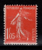 YV 195 N* Semeuse Cote 10 Euros - Frankreich