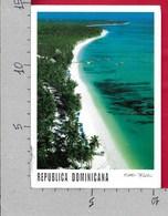 CARTOLINA VG REPUBLICA DOMINICANA - Punta Cana - Bavaro Beach - 10 X 15 - ANN. 2008 - Repubblica Dominicana