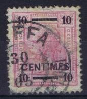 Austria: Levant  Kreta Mi 9,  1904  Obl./Gestempelt/used - Oriente Austriaco