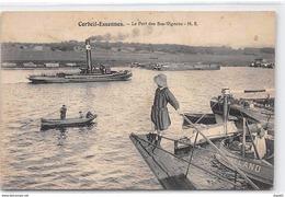 CORBEIL ESSONNES - Le Port Des Bas Vignons - Très Bon état - Corbeil Essonnes