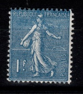 Semeuse YV 205 N* Cote 7 Euros - Frankreich