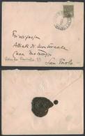 AE169  Brasil 1934  Letter For The Princess Alliata Of Monreale - San Paolo - Brasile