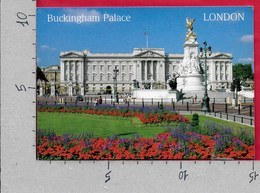 CARTOLINA VG REGNO UNITO - LONDON - Buckingham Palace - 10 X 15 - ANN. 2008 - Buckingham Palace