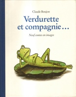 Verdurette Et Compagnie - Claude Boujon - Ecole Des Loisirs - Books, Magazines, Comics