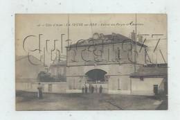 La Seyne-sur-Mer (83) : L'entrée Des Forges Et Chantiers En 1917 (animé) PF. - La Seyne-sur-Mer