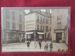 CPA - Toul - Place Carnot Et Entrée De La Rue De La Petite-Boucherie - Toul