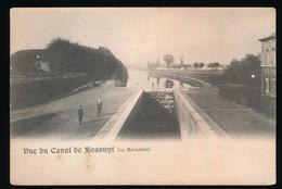 VUE DU CANAL DE BOSSUYT - Avelgem