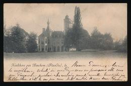 KERKHOVE  PAR BERCHEM - Avelgem