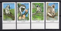 2004 - NAMIBIA  -  Catg.. Yv.  1003/1006 - NH - (UP.207.7) - Namibia (1990- ...)