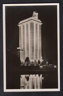 DR Deutsches Haus Ausstellung Paris / Nachtaufnahme Karte3 - Weltkrieg 1939-45