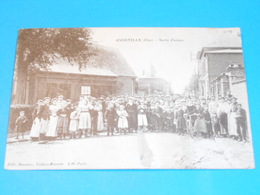 60 ) Andeville - Sortie D'usines  - Année  - EDIT : Morancy - France