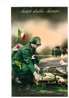 MILITARI SANITA' SECONDA GUERRA MONDIALE FASCIO FASCISMO - Weltkrieg 1939-45