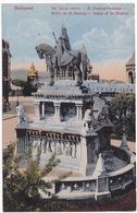 Budapest - Szt. István Szobor - Statue De St. Etienne - Hongarije