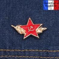 Pins Pin's Badge NEUF En Métal ( Brooch ) - Emblème De La Russie Russia CCCP URSS Soviet ( A ) - Pin's