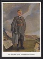 DR Nazikunst Hommel / Adolf Hitler Oberbefehlshaber Wehrmacht - Weltkrieg 1939-45