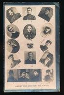 GESNEUVELD , GEFUSSILEERD EN VERDWENEN - ZIE 2 SCANS VAN DE SOLDATEN MET NAMEN GEVALLEN 1914 1918 - Obituary Notices