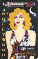 USA: AmeriVox - TeleCard World '95 Exposition Los Angeles - Stati Uniti