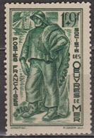 Oeuvres De Mer - FRANCE - Marin Pecheur - 1941 - N° 504 ** - France