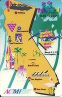USA: ACMI - TeleCard World '95 Exposition Los Angeles - Vereinigte Staaten