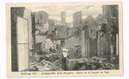 Longwy-Bas.Asile Margaine.Soeurs De St-Vincent De Paul.Weltkrieg 1914.Ecrite Par Un Soldat Allemand. - Longwy