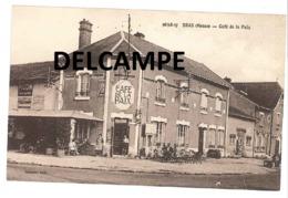 """BRAS  """" Café De La Paix""""  (55100) 705h - France"""