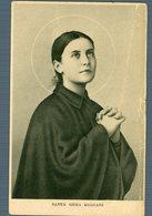 °°° Santino Formato Cartolina - Santa Gemma Galgani °°° - Religion & Esotericism