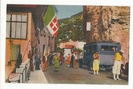 CPA, D. 06, N° 11802, Grimaldi -Ventimiglia , Frontera Italo-Frances , Ponte San Luigi ,animée Ed. Belle édition Fr - Autres Communes
