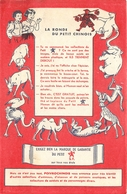 Buvard Ancien ANIMALERIE - LA RONDE DU PETIT CHINOIS - Animaux