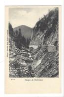 21381 - Ste-Croix  Gorges De Noirveaux - VD Vaud