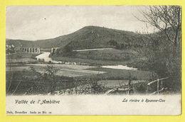 * Coo (Stavelot - Liège - La Wallonie) * (Nels, Série 20, Nr 22) Vallée De L'Amblève, Rivière à Roanne Coo, Pont, Canal - Stavelot