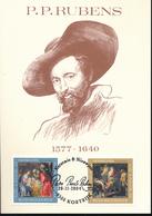 BELGIQUE RUBENS CM 2004 - Maximum Cards