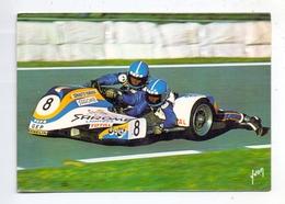 MOTTORRAD - Rennen, Seitenwagen, A.Michel / G.Lecorre, 1977 Assen - Motos