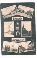 B-7008   SWEVEZEELE / ZWEVEZEELE : Souvenir De ( Moulin, Mill) - Wingene