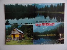38 Lac De POURSOLLET Alpe Du Grand Serre - France