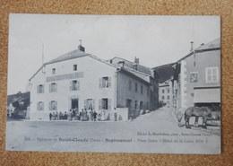 39 Septmoncel - Place Dalloz - Septmoncel