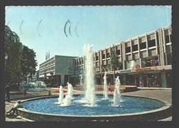 Namur - Les Fontaines Du Square Léopold - Namur