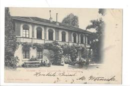 21386 - Morges Ecole Supérieure Et Gymnasiale En 1900 - VD Vaud