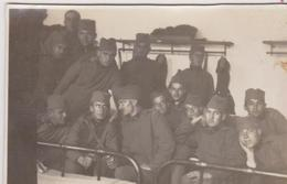 SERBIA, KINGDOM OF YUGOSLAVIA  -- ARMY IN  SARAJEVO  ~  S. R. O.  KADETTEN ~ 1929 ~  8 Cm X 5,5 Cm - Militaria