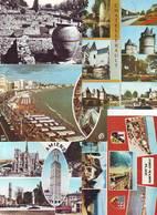 LOT DE 750 CARTES DE FRANCE . Quelques CPSM . CPM . CARTES MODERNES . - 500 Postcards Min.