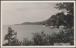 Batu Ferenggi, Penang, Malaya, C.1930s - Leonar RP Postcard - Malaysia