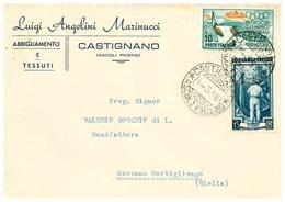 CASTIGNANO BUSTA ANGELINI MARINUCCI - Ascoli Piceno