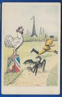 Au Secours Un Coq     Hitler   Illustrateur: A Jaegy  N°16 - Weltkrieg 1939-45