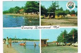B-7014  MOL : Camping Zilverstrand - Mol