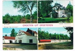 B-7018   OPOETEREN ; GROETEN UIT - Maasmechelen