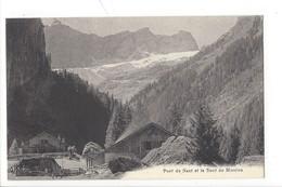 21391 - Pont De Nant Et La Dent De Morcles - VD Vaud